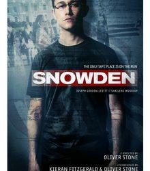 Snowden d'Oliver Stone (2016)